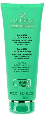 Creme-Duschgel - Collistar Talasso Doccia-Crema — Bild N1