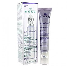 Düfte, Parfümerie und Kosmetik Anti-Aging Augencreme - Nuxe Nuxellence Zone Regard Eye Area Anti-Aging Treatment