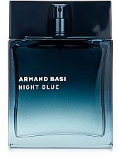 Düfte, Parfümerie und Kosmetik Armand Basi Night Blue - Eau de Toilette