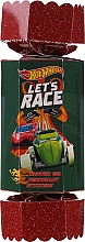 Düfte, Parfümerie und Kosmetik Körperpflegeset - Uroda HotWheels Let's Race Set (Shampoo-Duschgel 100ml + Deodorant 100ml + Aufkleber)