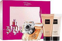 Düfte, Parfümerie und Kosmetik Lancome Tresor - Duftset (Eau de Parfum 30ml + Duschgel 50ml + Körperlotion 50ml)
