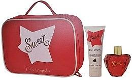 Düfte, Parfümerie und Kosmetik Lolita Lempicka Sweet - Duftset (Eau de Parfum 50 + Körperlotion 75ml)