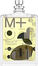 Düfte, Parfümerie und Kosmetik Escentric Molecules Molecule 01 + Mandarin - Eau de Toilette