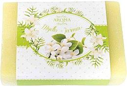 Düfte, Parfümerie und Kosmetik Handgemachte Naturseife Jasmin - Delicate Organic Aroma Soap