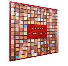 Düfte, Parfümerie und Kosmetik Lidschattenpalette mit 196 Farben - Makeup Revolution 196 Creative Palette Eyeshadow Palette