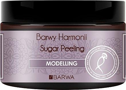 Modellierendes Zucker-Körperpeeling - Barwa Harmony Sugar Peeling Modelling — Bild N1