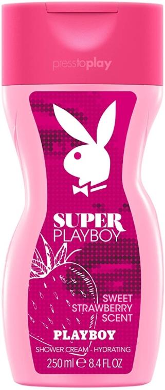 Playboy Super Playboy For Her - Duschgel — Bild N2