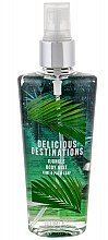 Düfte, Parfümerie und Kosmetik Körpernebel - Corsair Delicious Destinations Jungle Body Mist