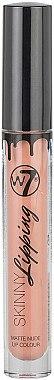 Flüssiger matter Lippenstift - W7 Skinny Lipping Liquid Lipstick — Bild N1