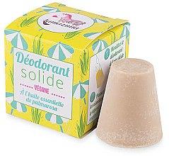 Düfte, Parfümerie und Kosmetik Festes Deodorant mit Palmarosa-Öl - Lamazuna Solid Deodorant With Palmarosa