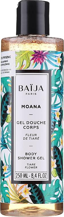 Parfümiertes Duschgel - Baija Moana Shower Gel