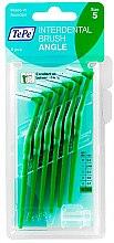 Düfte, Parfümerie und Kosmetik Interdentalbürsten grün 6 St. - TePe Interdental Brushes Angle Green 0,8 mm