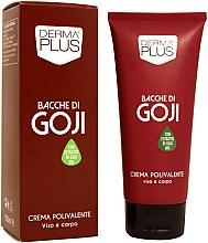 Düfte, Parfümerie und Kosmetik Gesichts- und Körpercreme - Derma Plus Goji Berries Line Multipurpose Cream