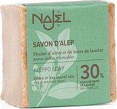 Düfte, Parfümerie und Kosmetik Aleppo-Seife mit 30% Lorbeeröl - Najel Savon D'alep Aleppo Soap 30 %