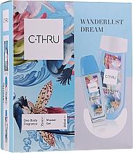 Düfte, Parfümerie und Kosmetik C-Thru Wanderlust Dream - Duftset (Deodorant 75ml + Duschgel 250ml)