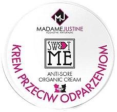 Düfte, Parfümerie und Kosmetik Bio Körpercreme gegen Wunden - Madame Justine Sweet Me Anti-Sore Organic Cream