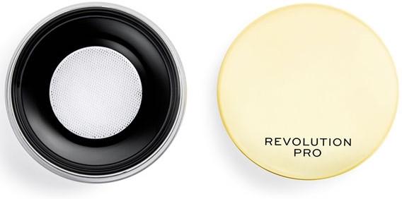 Transparenter und mattierender Fixierpuder mit Hyaluronsäure - Makeup Revolution Pro Hydra Matte Translucent Setting Powder — Bild N2