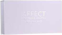 Düfte, Parfümerie und Kosmetik Make-up Set (Mascara 12ml + Lippenstift 5ml + Make-up Palette 10x2g) - Affect Cosmetics