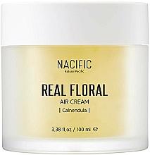 Düfte, Parfümerie und Kosmetik Gesichtscreme mit Ringelblumenextrakt - Nacific Real Floral Calendula Air Cream