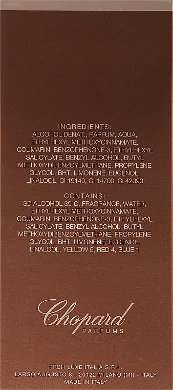 Chopard Amber Malaki - Eau de Parfum — Bild N3
