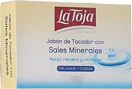 Düfte, Parfümerie und Kosmetik Mineralsalzseife - La Toja Salt Minerals Toilet Soap
