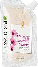 Düfte, Parfümerie und Kosmetik Maske für coloriertes Haar - Biolage Colorlast Mask Doy-Pack