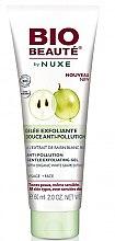 Düfte, Parfümerie und Kosmetik Sanftes Gesichtsgel-Peeling mit Weißweintraubenextrakt - Nuxe Bio Beaute Anti-Pollution Gentle Exfoliating Gel