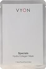 Düfte, Parfümerie und Kosmetik Gesichtsmasken-Set mit Hydra-Kollagen - Vyon Specials Hydra Collagen Mask (Gesichtsmaske 5x25ml)