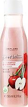 Düfte, Parfümerie und Kosmetik 2in1 Shampoo und Haarspülung für dünnes Haar mit Apfel und Bambusextrakt - Oriflame