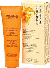 Düfte, Parfümerie und Kosmetik Intensiv nährende Nachtcreme - Le Cafe de Beaute Vitamin Cream Coctail