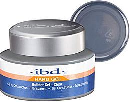Aufbau-Gel für natürlich schöne glänzende Nägel - IBD Clear Builder Gel — Bild N2