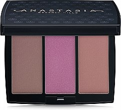Düfte, Parfümerie und Kosmetik Gesichtsrouge - Anastasia Beverly Hills Blush Trio