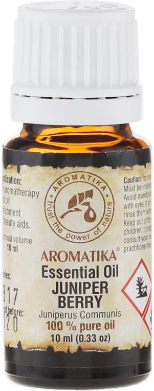 Ätherisches Bio Wacholderöl - Aromatika — Bild N1