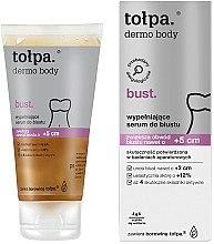 Düfte, Parfümerie und Kosmetik Modellierendes und straffendes Brustserum - Tolpa Dermo Body Bust +5cm Bust Serum