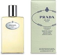 Düfte, Parfümerie und Kosmetik Prada Infusion dIris / Prada Milano - Duschgel