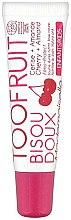 Düfte, Parfümerie und Kosmetik Lippenbalsam mit Mandelöl und Kirsche - TOOFRUIT Bisou Doux Mademoiselle Lip Balm Cherry Almond