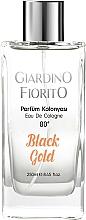Düfte, Parfümerie und Kosmetik Giardino Fiorito Black Gold - Eau de Cologne