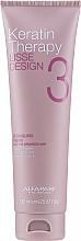 Düfte, Parfümerie und Kosmetik Haarcreme - Alfaparf Lisse Design Keratin Therapy Detangling Cream for Women