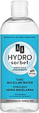 Düfte, Parfümerie und Kosmetik Mizellen-Reinigungswasser - AA Cosmetics Hydro Sorbet Micellar Water