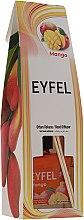 Raumerfrischer Mango - Eyfel Perfume Mango Reed Diffuser  — Bild N1