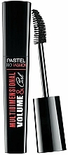 Düfte, Parfümerie und Kosmetik Mascara für geschwungene und voluminöse Wimpern - Pastel Profashion Multidimensional Volume & Curl Mascara