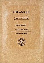 Düfte, Parfümerie und Kosmetik Algen-Maske für das Gesicht mit Kürbis und Glukose - Organique Pumpkin line Mask