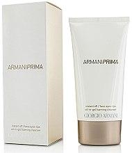 Düfte, Parfümerie und Kosmetik Gesichtsreinigungsgel mit Mandelöl - Giorgio Armani Prima Oil-In-Gel Foaming Cleanser