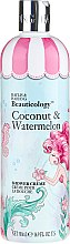 Duschcreme Kokosnuss & Wassermelone - Baylis & Harding Beauticology Mermaid Shower Cream — Bild N1