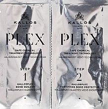 Düfte, Parfümerie und Kosmetik Haarampullen - Kallos Cosmetics PLEX Safe Chemical Treatment Technology