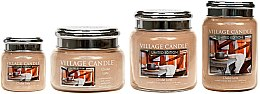 Duftkerze Chalet Latte - Village Candle Chalet Latte Glass Jar — Bild N3