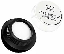 Düfte, Parfümerie und Kosmetik Lidschattenbase - Wibo Eyeshadow Base White Lasting