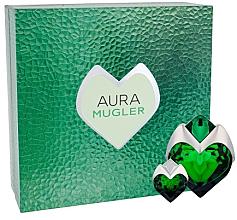 Düfte, Parfümerie und Kosmetik Mugler Aura Mugler Eau de Parfum - Duftset (Eau de Parfum 50ml + Eau de Parfum 5ml)
