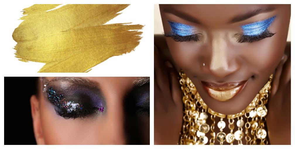 Das Gold und Silber in der Kosmetik