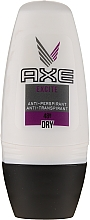 Düfte, Parfümerie und Kosmetik Deo Roll-on Antitranspirant - Axe Excite Dry Man Deo Roll-on